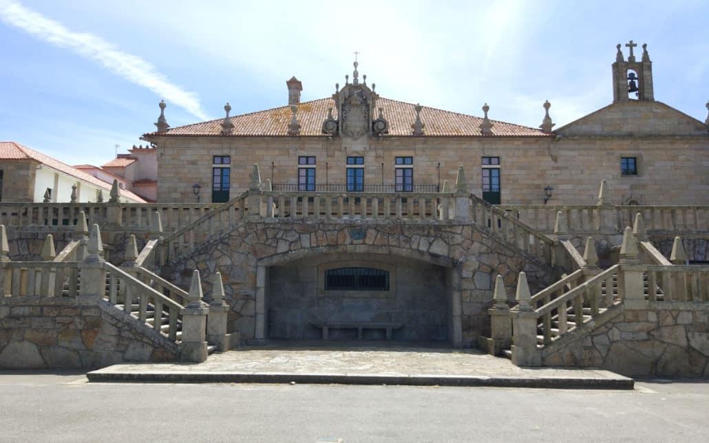 Pazo de Montesacro en Cambados