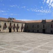 Plaza Fefiñans Cambados