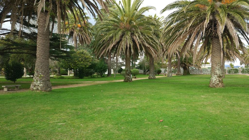 O Grove parque a Toxa
