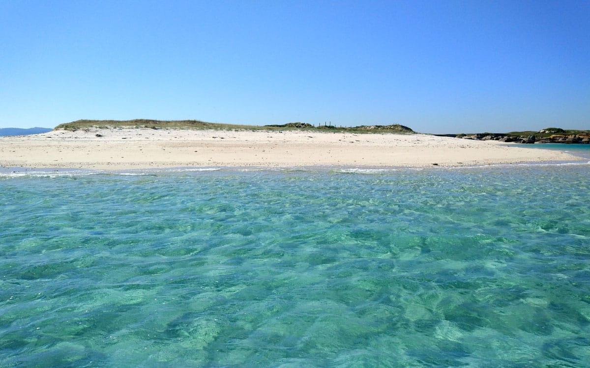 Illa de Arousa - Ruta Padre Sarmiento